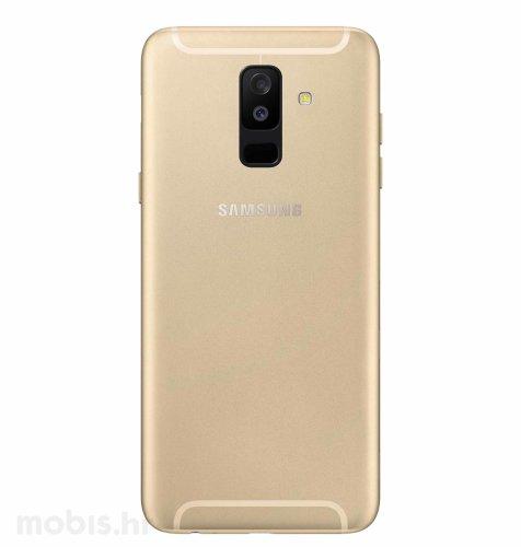Samsung Galaxy A6+ 2018 Dual SIM: zlatni