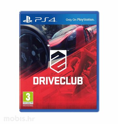 DriveClub igra za PS4