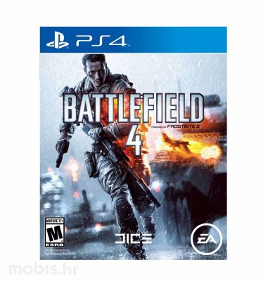 Battlefield 4 igra za PS4