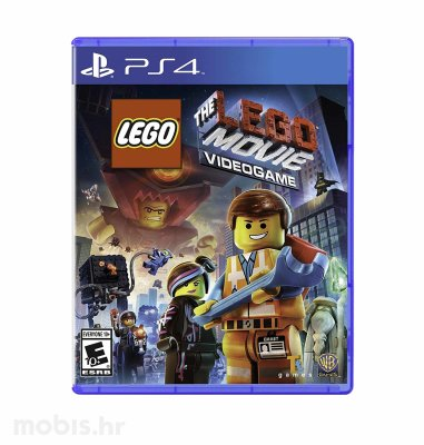 The Lego Movie Videogame igra za PS4