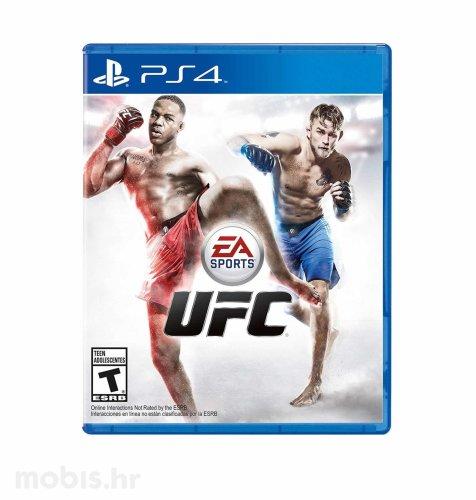 EA SPORTS UFC igra za PS4