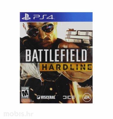 Battlefield Hardline igra za PS4