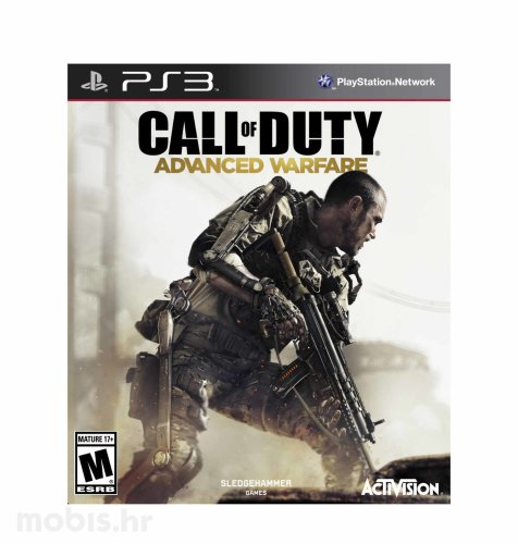 "Call of Duty ""Advanced Warfare"" igra za PS3"