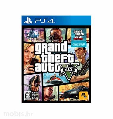 GTA V igra za PS4