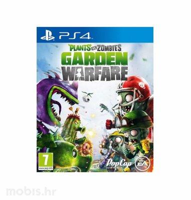 Plants vs. Zombies Garden Warfare igra za PS4