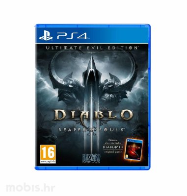 "Diablo 3 ""Ultimate Evil Edition"" igra za PS4"