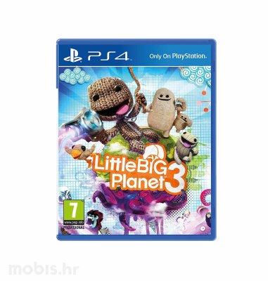 Little Big Planet 3 igra za PS4