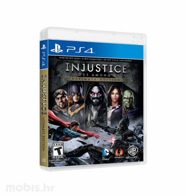 "Injustice ""Gods Among Us"" Ultimate Edition igra za PS4"