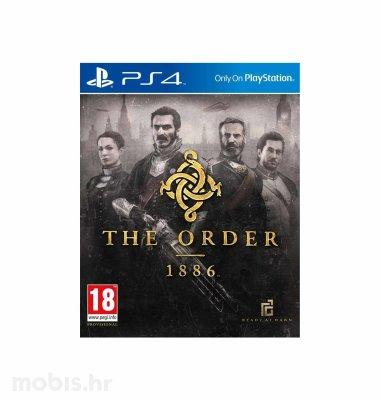 "The Order ""1886"" igra za PS4"