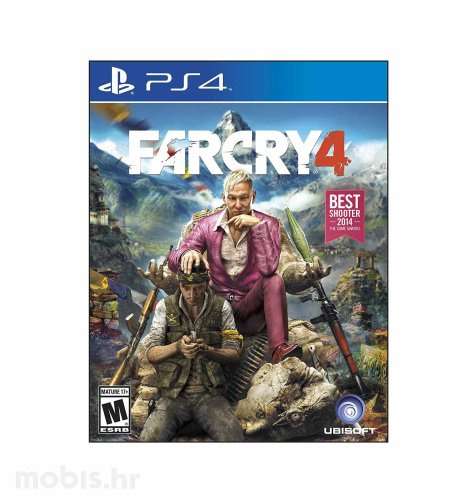 Far Cry 4 igra za PS4