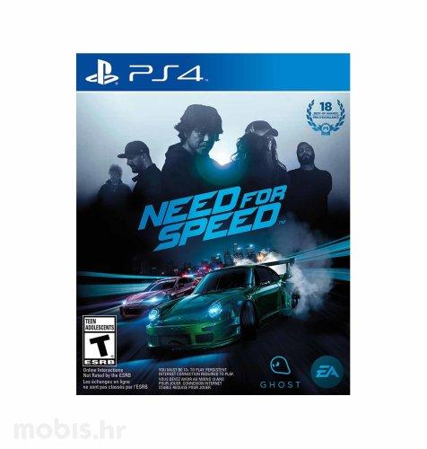 Need for Speed igra za PS4