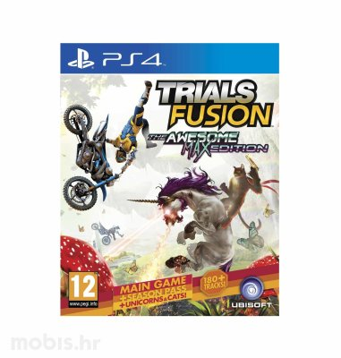 Trials Fusion The Awesome Max Edition igra za PS4