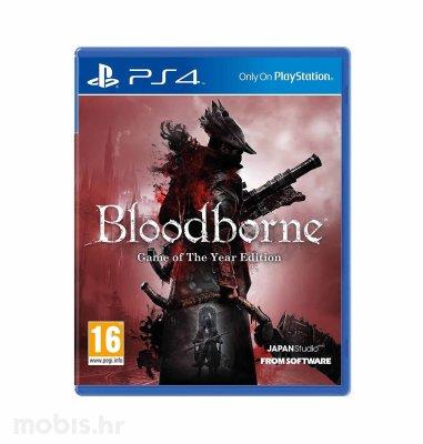 Bloodborne GOTY igra za PS4