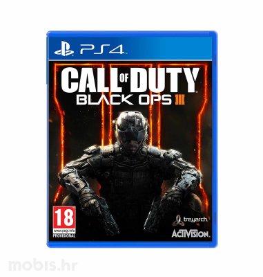 """Call of Duty """"Black Ops 3"""" igra za PS4"""