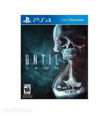 Until Dawn HITS igra za PS4