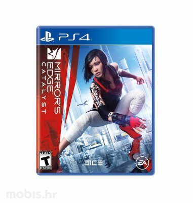 Mirror's Edge Catalyst igra za PS4