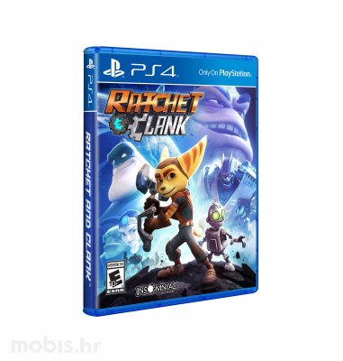 Ratchet and Clank igra za PS4
