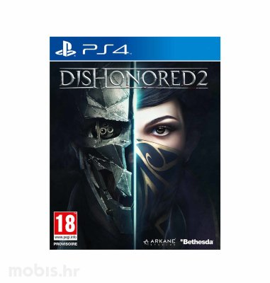 Dishonored 2 igra za PS4