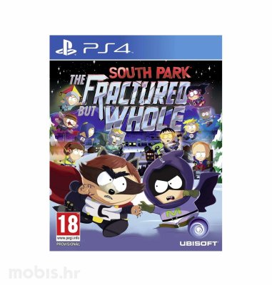 "South Park ""The Fractured But Whole"" Standard Edition igra za PS4"