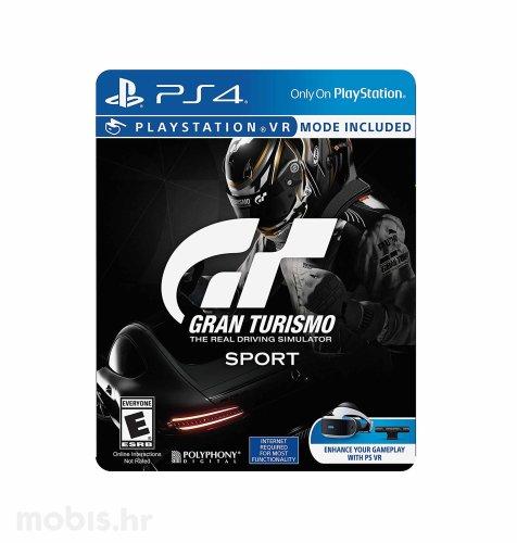 Gran Turismo Sport Limited Edition igra za PS4