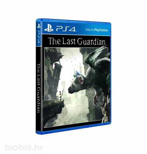 The Last Guardian igra za PS4