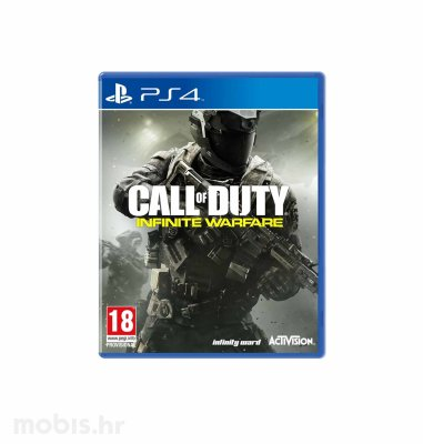 "Call of Duty ""Infinite Warfare"" igra za PS4"