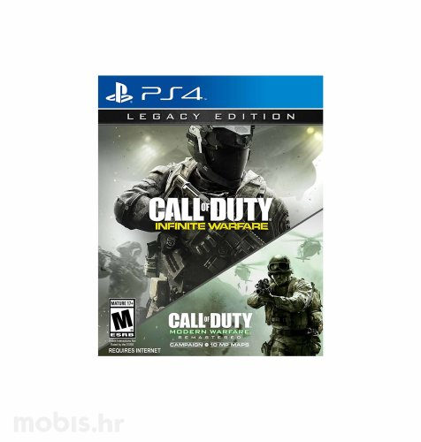 "Call of Duty ""Infinite Warfare Legacy Edition"" igra za PS4"