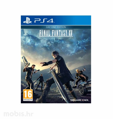 Final Fantasy XV Day 1 Edition igra za PS4