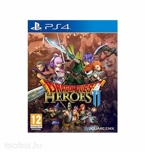 Dragon Quest Heroes 2 Standard Edition igra za PS4