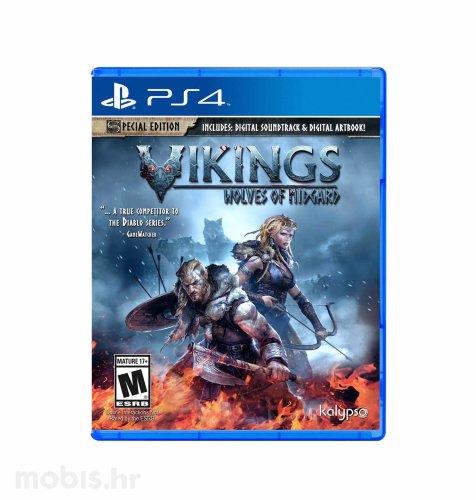 Vikings - Wolves of Midgard igra za PS4