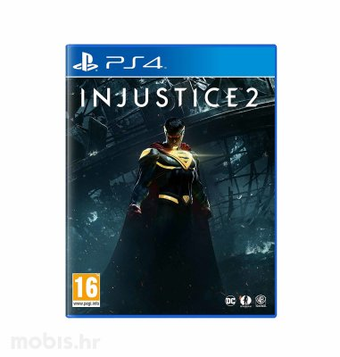 Injustice 2 igra za PS4