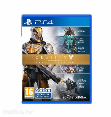 "Destiny ""The Collection"" igra za PS4"