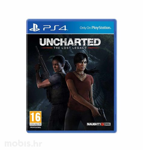 "Uncharted ""The Lost Legacy"" igra za PS4"