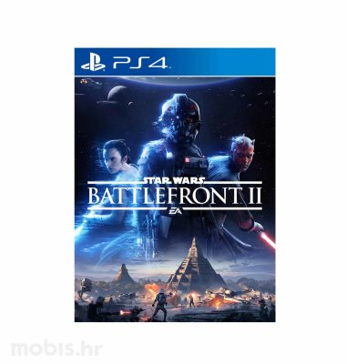 "Star Wars ""Battlefront 2"" Standard Edition igra za PS4"