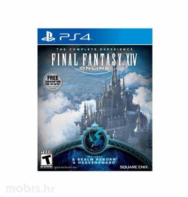 Final Fantasy XIV All in One Standard igra za PS4
