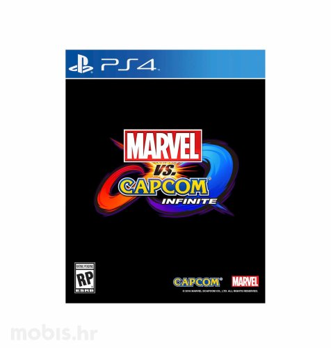 Marvel VS Capcom Infinite igra za PS4