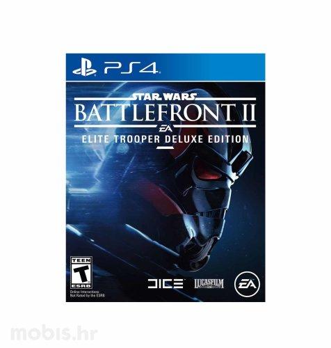 """Star Wars """"Battlefront 2 Elite Trooper"""" Deluxe Edition igra za PS4"""