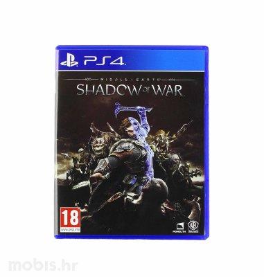 "Middle Earth ""Shadow of War"" igra za PS4"