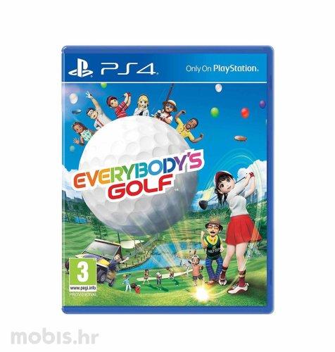 Everybody's Golf 7 igra za PS4