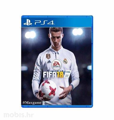 FIFA 18 igra za PS4