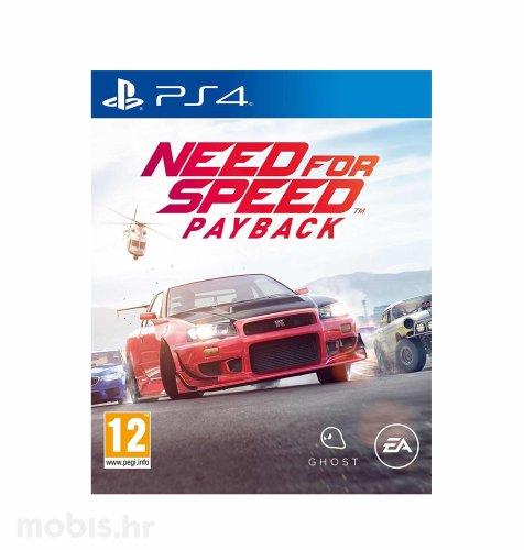 Need for Speed Payback igra za PS4