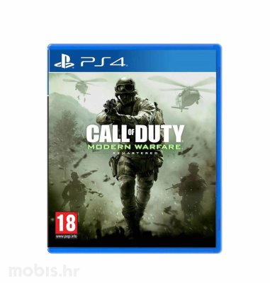 "Call of Duty ""Modern Warfare Remastered Standalone"" igra za PS4"