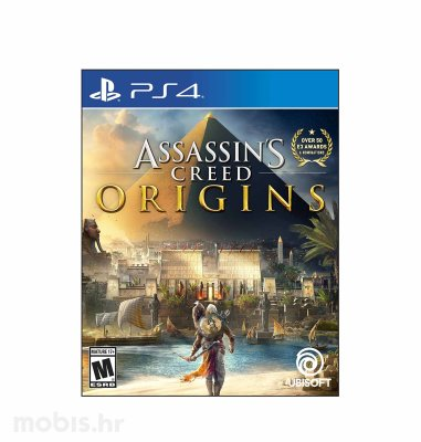"Assassin's Creed ""Origins"" Standard Edition igra za PS4"