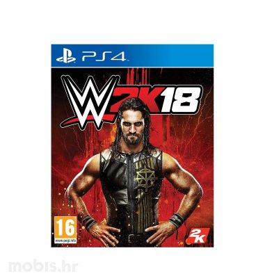 WWE 2K18 igra za PS4