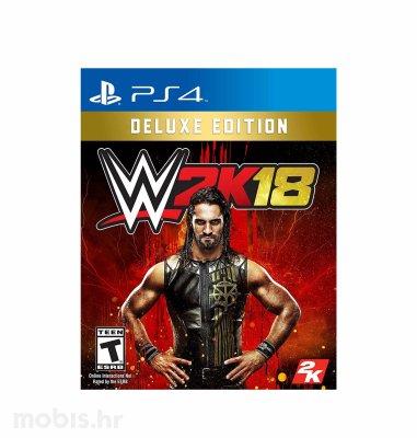 WWE 2K18 Deluxe Edition igra za PS4