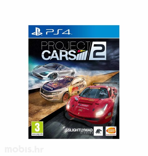 Project Cars 2 Standard Edition igra za PS4