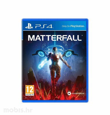 Matterfall igra za PS4