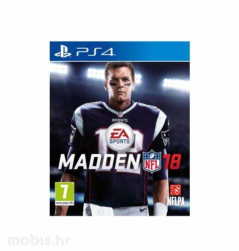 Madden NFL 18 igra za PS4
