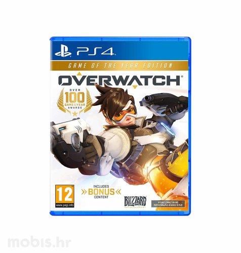 Overwatch GOTY igra za PS4