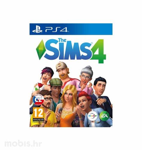 The Sims 4 igra za PS4
